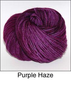 Yarn Colour - Purple Haze