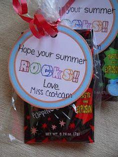 Hope your summer ROCKS!