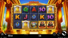 We check out the latest Thunderkick Slot - Midas Golden Touch which features up to Multipliers, Free Spins, Re-Spins and a crazy Stake maximum win. Casino Promotion, Play Slots, Online Casino Bonus, Game Ui, Knights, Really Cool Stuff, Greece, Touch, Greece Country