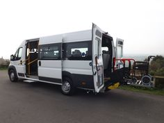 Are you after a Wheelchair Accessible minibus?  Take a look at our website for more information!