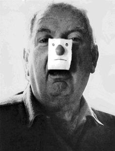 Alexander Calder - Photo: Saul Steinberg, New York