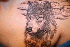 Wolf # 1