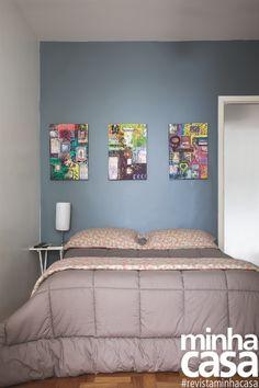 Revista MinhaCASA - Decoração: quartos que esbanjam estilo sem sair do tom