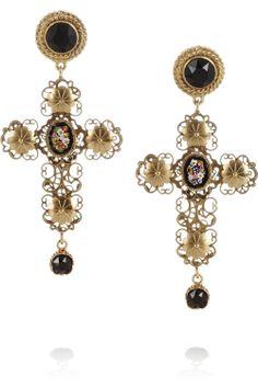Earrings DOLCE & GABBANA € 395,-