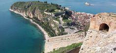 Una fortaleza en el Peloponeso - http://www.absolutgrecia.com/una-fortaleza-peloponeso/