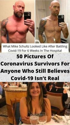 50 #Pictures Of #Coronavirus #Survivors For Anyone Who Still Believes Covid-19 Isn't Real