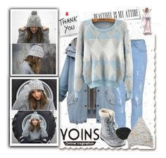 """YOINS"" by eemiinaa ❤ liked on Polyvore featuring L.L.Bean"