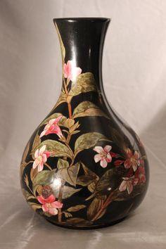 John Bennett Cherry Blossoms Vase