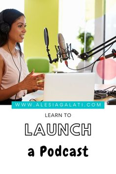 Access the Launch your Podcast Training! It includes a recorded workshop, gear checklist, and how-to that will get you started on the right foot. Business Entrepreneur, Business Tips, Working Mom Tips, Free Training, Money Management, Getting To Know, Workshop, Product Launch, Group