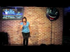 """VIDEO: Comedienne Denise Vasquez doing Stand Up Comedy In """"The Good, The Bad & The Funny"""" Championship..."""