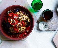 Don't you ever boil cauliflower. The humble white vegetable deserves more to bring out all its nutty-flavoured glory. We've have recipes for cauliflower in soups, salads, and of course, baked with lots of cheese. Whole Roasted Cauliflower, Cauliflower Recipes, Keto Recipes, Vegetarian Recipes, Cooking Recipes, Chilli Recipes, Vegetable Recipes, Lassi, Gourmet