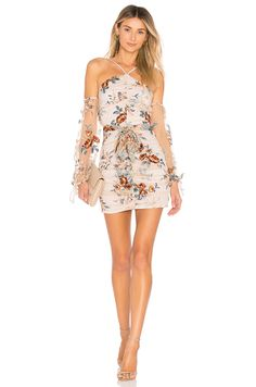online shopping for Tularosa Cali Dress from top store. See new offer for Tularosa Cali Dress Cali, Rose Dress, Dress Up, Day Dresses, Short Dresses, Girls In Mini Skirts, Off Shoulder Fashion, Pop Fashion, Fall Fashion