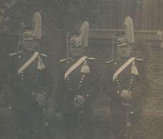 """Ulanen-Regiment """"Kaiser Alexander II. von Rußland"""" (1. Brandenburgisches) Nr. 3   Sammeln & Seltenes, Militaria, 1871-1918."""