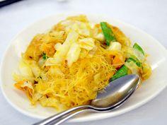pumpkin vermicelly | Taiwanese cuisine