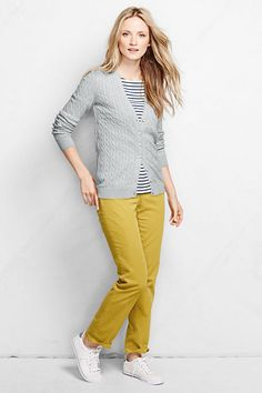grey with navy and white stripes