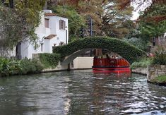The San Antonio River Walk is known throughout the world for its charm and culture. Make sure a boat tour of it is part of your plans when you Visit San Antonio.