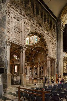 cappella di S. Giovanni Battista, cattedrale di S. Lorenzo, Genova   Flickr - Photo Sharing!