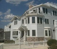Ocean Views,Group Friendly Steps to Beach,Retreats/Weddings,Sleeps Rental in Beach Haven Crest from Nj Beaches, Beach Haven, Long Beach Island, Rooftop Deck, North Beach, Elegant Dining, Vacation Spots, Open House, House Tours