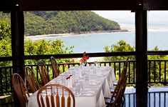 Award winning dining Ospreys Restaurant   #food #views #thalabeachlodge