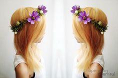 Operation Overhaul - Floral Headband