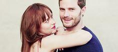 Jamie Dornan and Dakota Johnson for Who Magazine (Fifty Shades of Grey)!!!