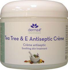 Tea Tree & E Antiseptic Creme