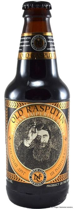 Old Rasputin Russian Imperial Stout 355ml