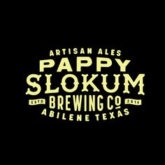 Pappy Slokum Brewing Co. | Oh Beautiful Beer