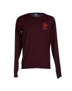 Sweaters by GF Ferre', Men's, Size: 3XL, Blue