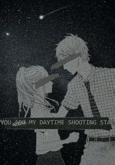 Daytime Shooting Star, Shooting Stars, Hirunaka No Ryuusei, Wallpapers, Manga, Anime, Movie Posters, Movies, Falling Stars
