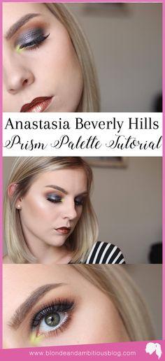 Anastasia Beverly Hills Prism Palette Tutorial