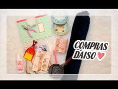 COMPRAS DAISO - Papelaria, Beleza, Cozinha, Etc.