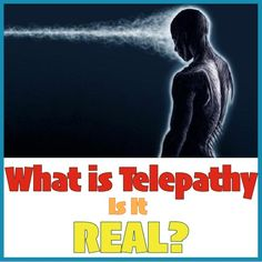Telepathy... Is It Real?PositiveMed   Where Positive Thinking Impacts Life
