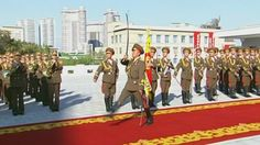 North Korea 'ready for war' with USA as it marks 70 years of ruling part...