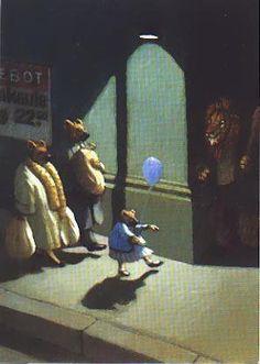 Michael Sowa beware, little family!