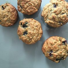 The Kitchen Sink Gluten-Free Protein Muffins