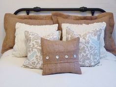 Burlap Design Ideas, Pictures, Remodel, and Decor - page 9