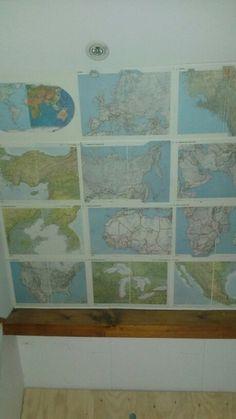 Boaz muur, idee voor reis thema pj?