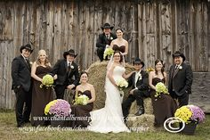 Country Rustic Wedding in the out skirts of Ottawa