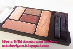 October Lynn: Work Week: Lipstick & Eyeshadow Pairings