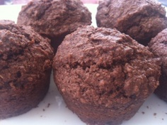Chocolate Bran Muffins - 2 Weight Watchers Points These are so good! They do not taste like bran at all!
