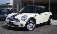 My future car! Mini cooper's are so cute!