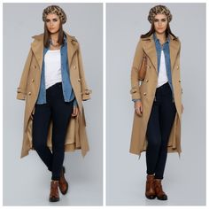 Trenchcoat  #fashion #styling #studio #shoot #winter #studioshooting #street #style