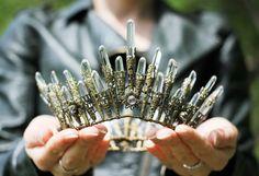 Queen of Swords Crown — ElementalChild