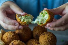 Arancini mozzarella ou des boulettes de riz siciliennes - Cuisine moi un mouton