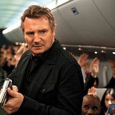 First look at Liam Neeson in Non-Stop The first image has...