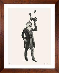 Dan Hillier's Flight.  Love this artist.