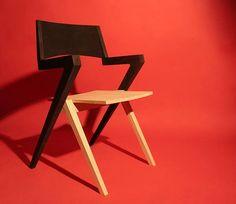 Chair-ish by Petra Salarić #design #furniture #pin_it @mundodascasas www.mundodascasas.com.br