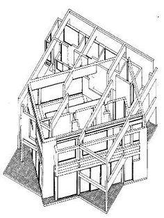 Peter Eisenman House Iii Peter Eisenman House Iii