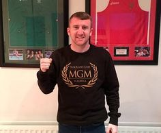 Paddy Barnes 'People say Daniel Kinahan is a criminal but he has not been convicted of anything' - Irish Independent
